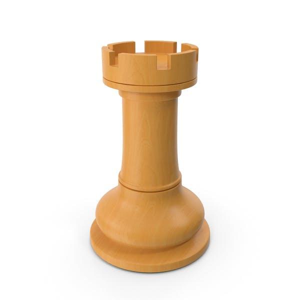 Chess White Rook