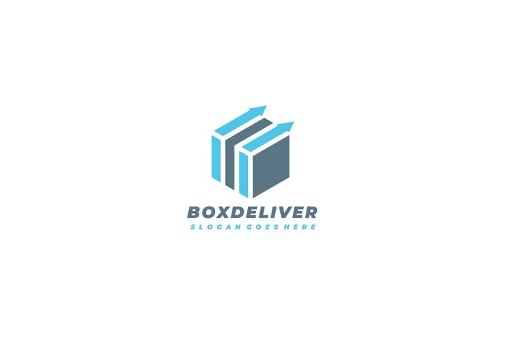 Thumbnail for Box Delivery Logo
