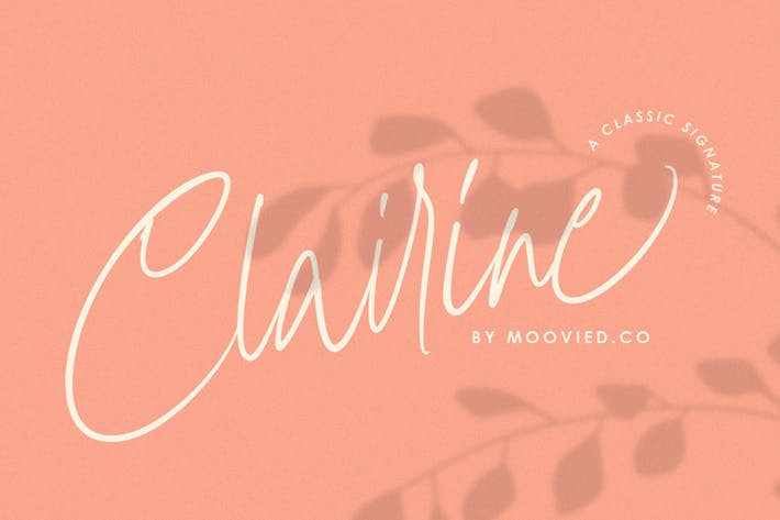 Thumbnail for Clairine Signature