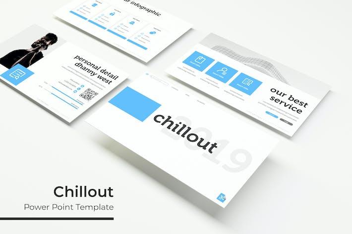 Thumbnail for Chillout - Plantilla de PowerPoint