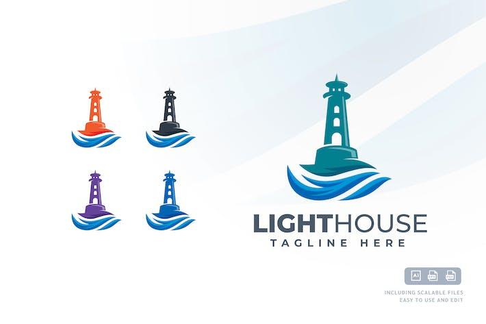 Thumbnail for Light House - Logo Design Template
