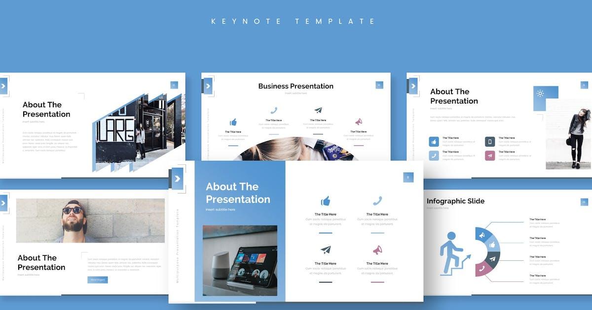 Download Legusta - Keynote Template by aqrstudio