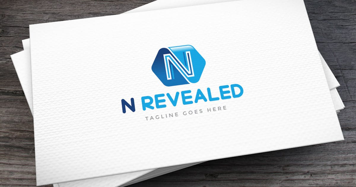 Download Letter N Logo Template by empativo