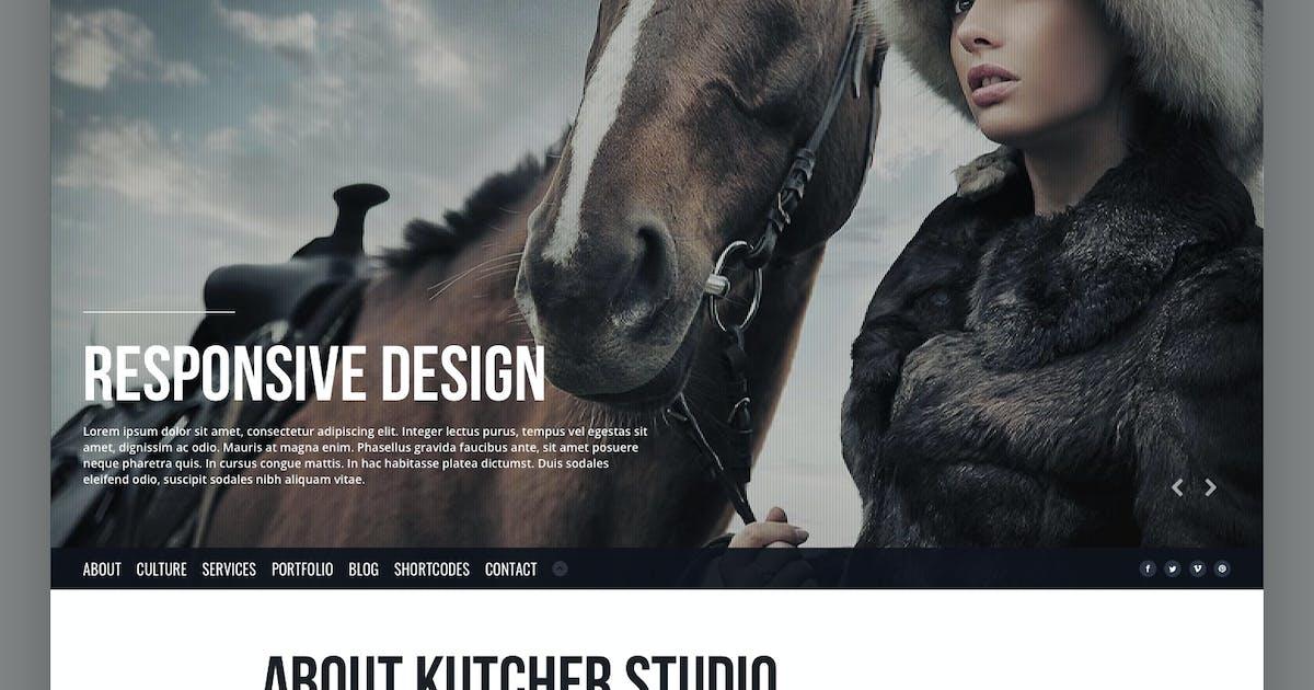 Download Kutcher Studio by tvdathemes