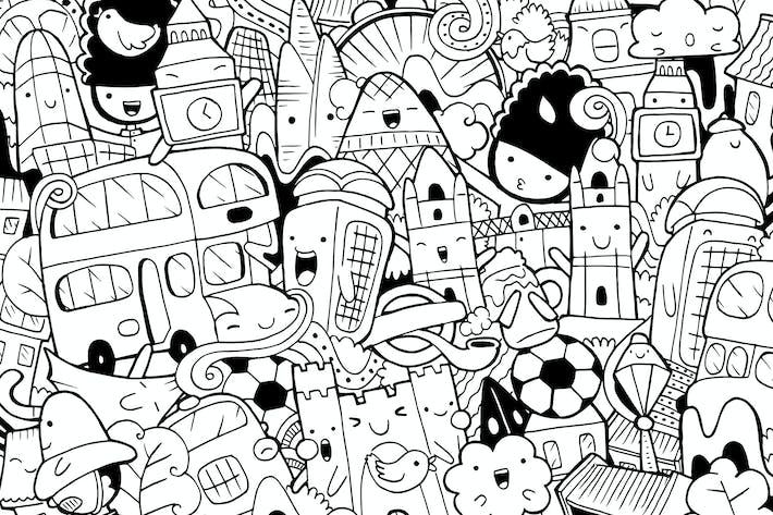 Thumbnail for London Doodle