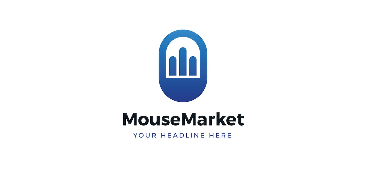 Download Mouse Market Logo Template by Unknow