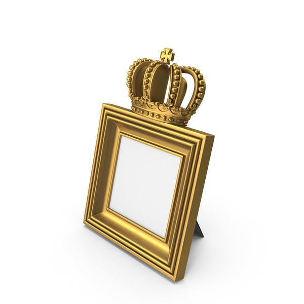 Thumbnail for Square Baroque Picture Frame