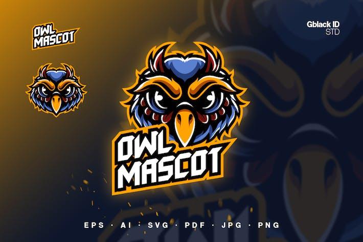 Thumbnail for Owl Mascot