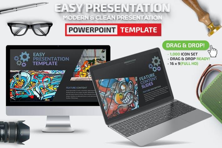 Thumbnail for Easy Powerpoint Presentation