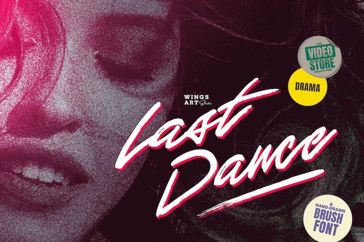 Last Dance - Fuente de guión inspirada en la película de los 80