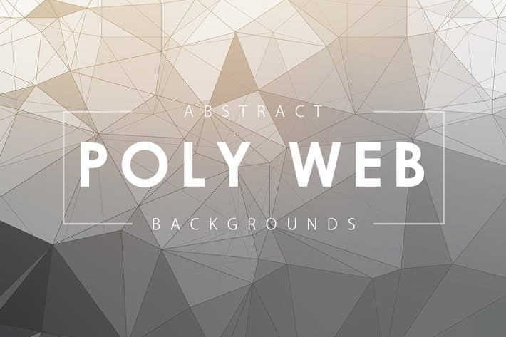 Thumbnail for Poly Web Backgrounds