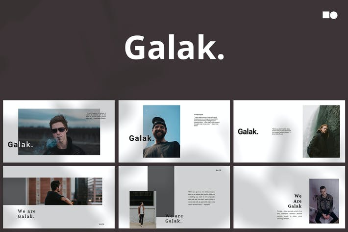 Thumbnail for Галак - Пауэрпойнт