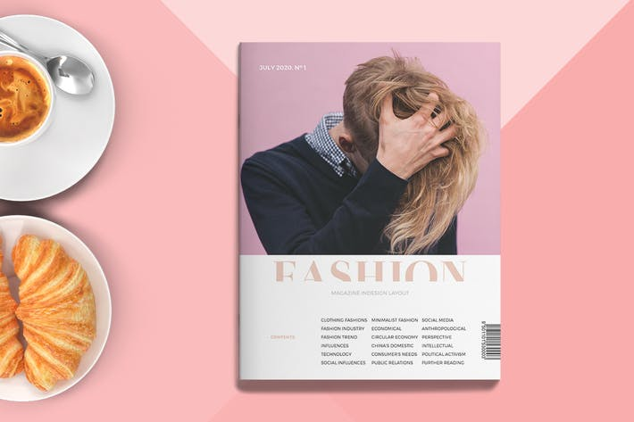 Thumbnail for Fashion Magazine