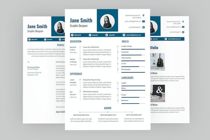 Thumbnail for Typical Resume Designer