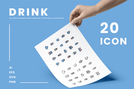 Drink - Icons