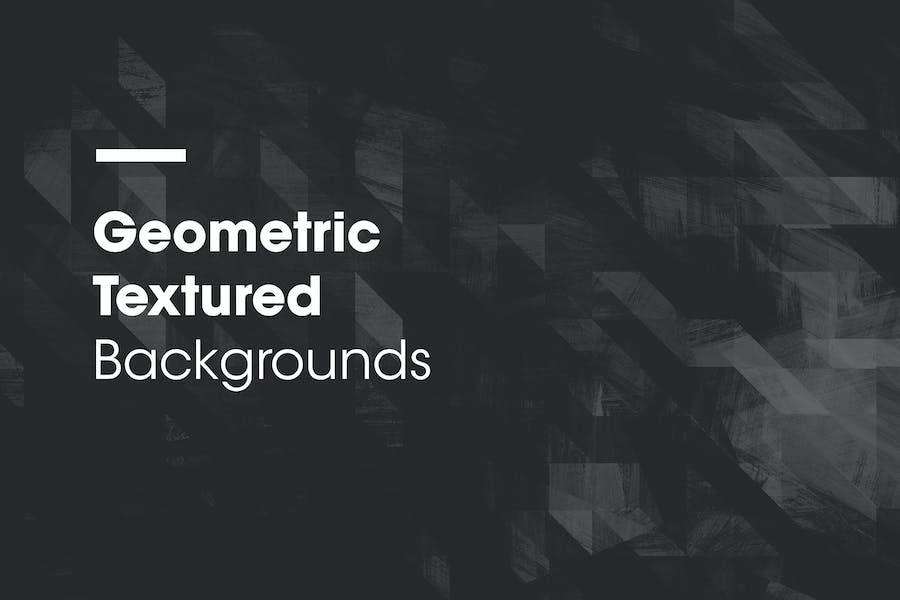 Geometric Textured Backgrounds - product preview 0