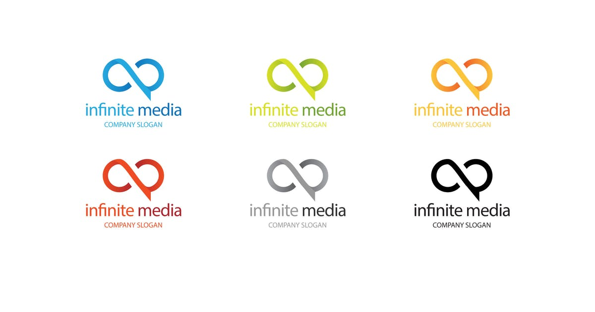 Download Infinite Media Logo Template by 1protheme