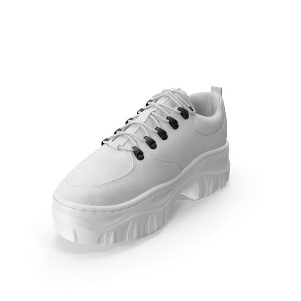 Женские кроссовки Белый