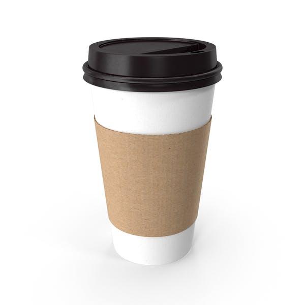 Thumbnail for Кофейная чашка To-Go с крышкой