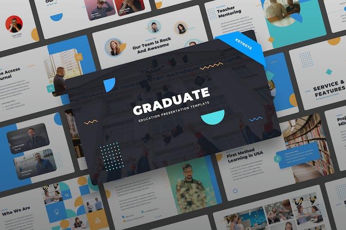 Thumbnail for Выпускник - Keynote об образовании