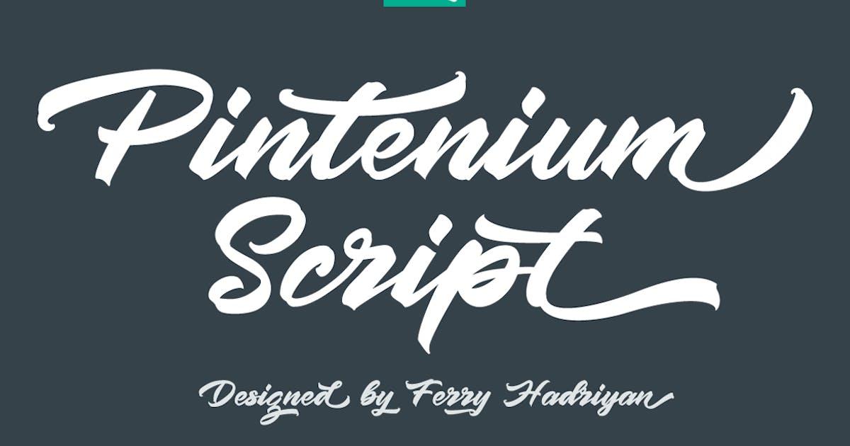 Pintenium Script by Voltury