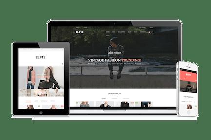 JMS Elpis - Responsive Shopify Theme