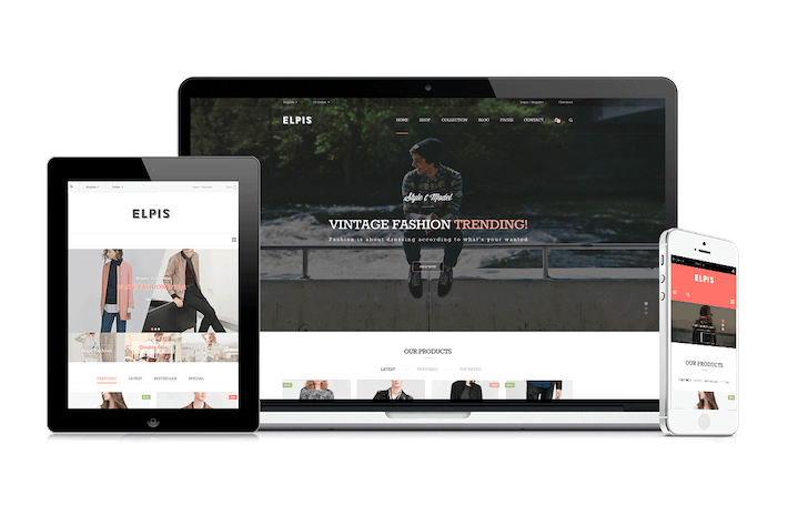 Thumbnail for JMS Elpis - Responsive Shopify Theme