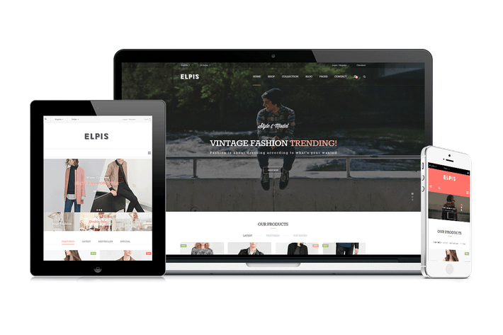 Download 11 Slideshow Website Templates - Envato Elements