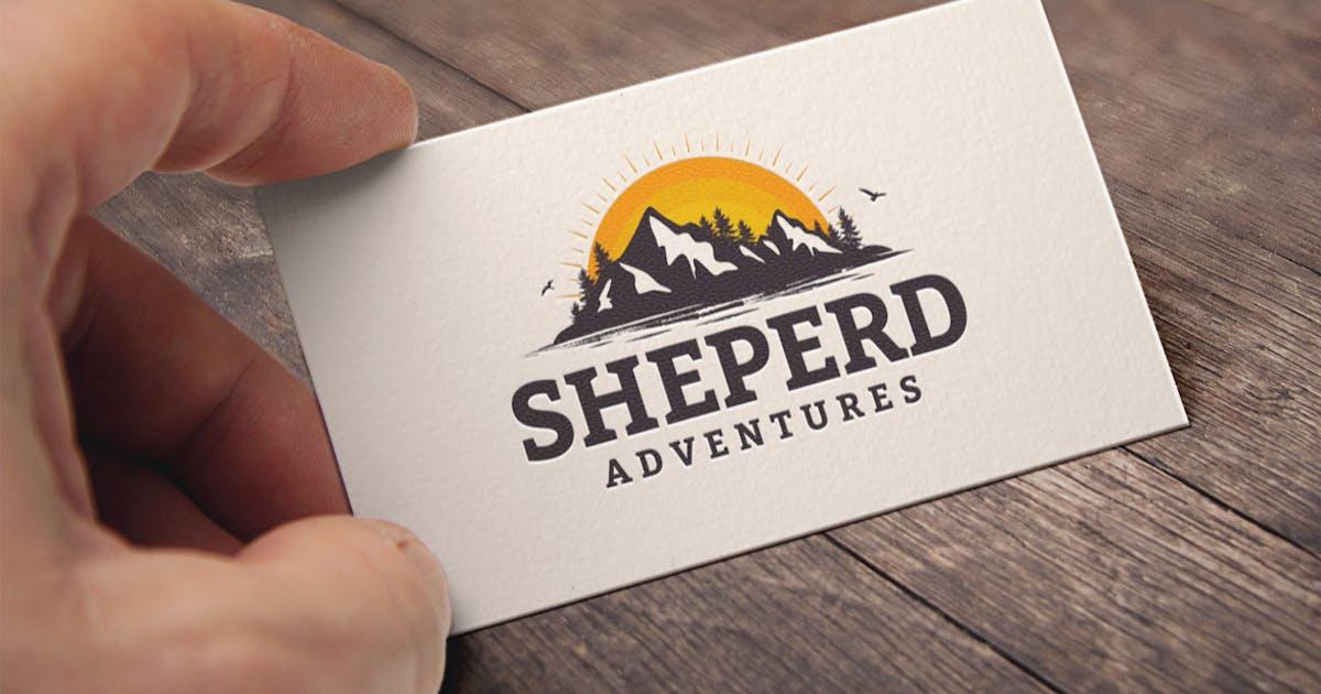 Download Outdoor Adventure Logo by designhatti
