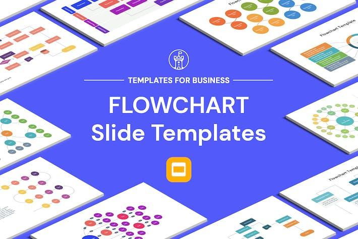 Flowchart Google slides Templates
