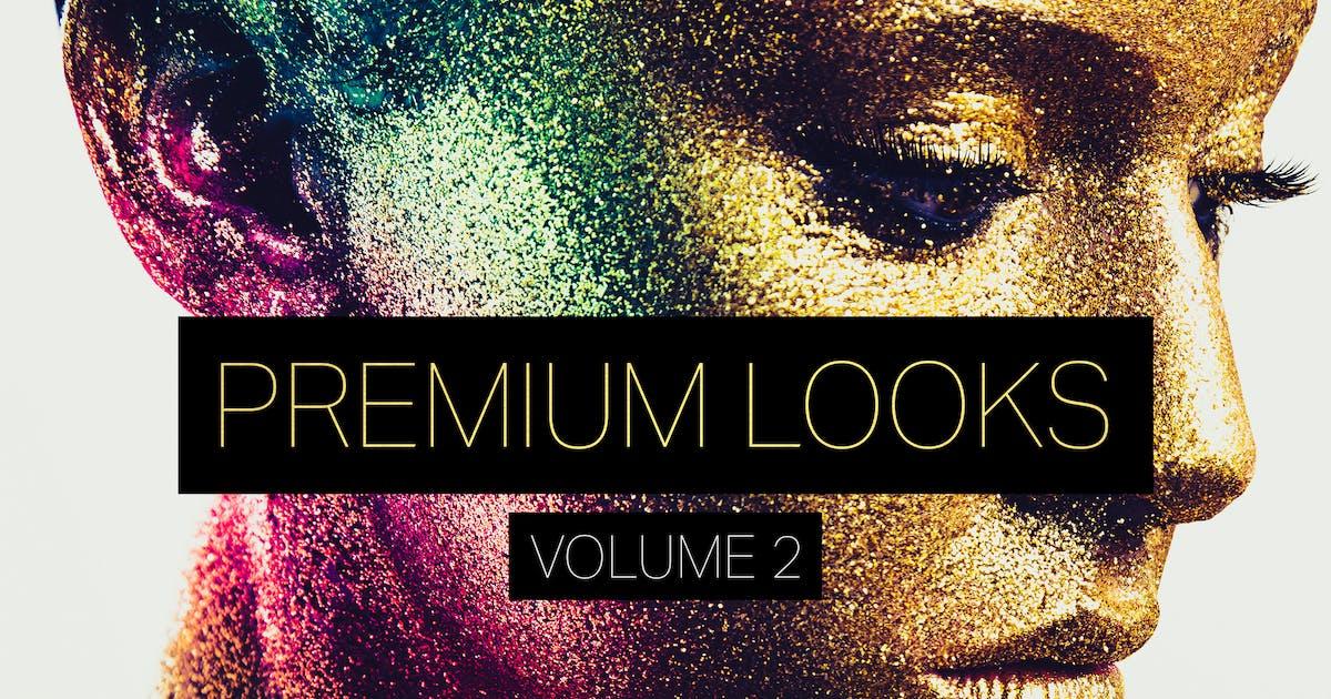 Download Premium Looks Lightroom Presets (Vol. 2) by sparklestock