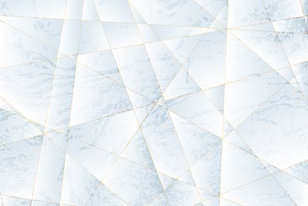 Grunge marble low poly texture abstract background