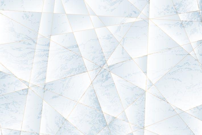 Thumbnail for Grunge Marmor niedrige Polyester-Textur abstrakter Hintergrund