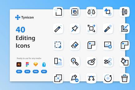 Tynicon - Editing Icons
