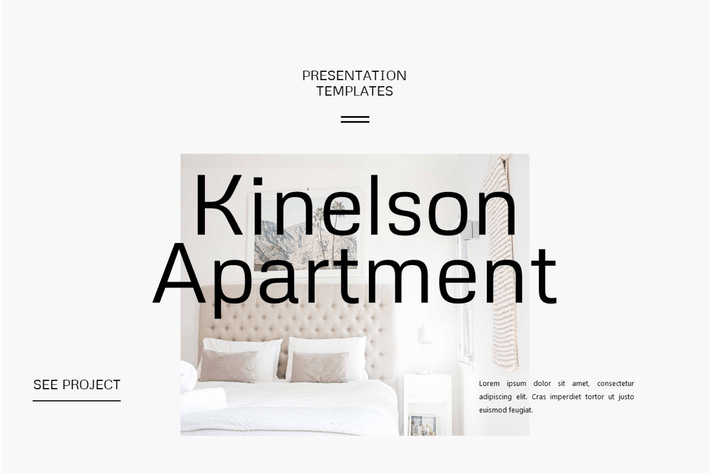Thumbnail for KINELSON - Presentation Templates