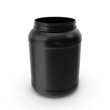 2 Gallon Plastic Jar Without Lid