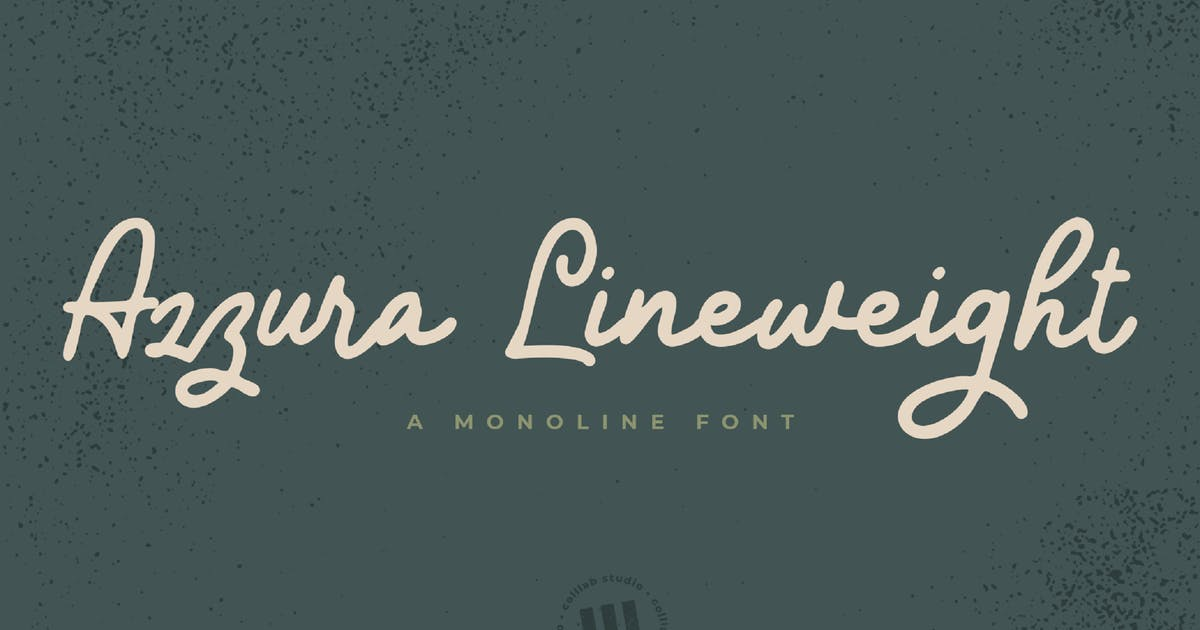 Download Azzura Lineweight by Colllabstudio