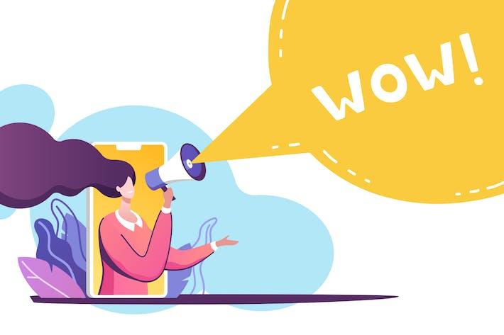 Thumbnail for Mobile marketing SMM
