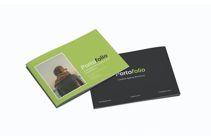Thumbnail for Portofolio - Creative Agency Brochure