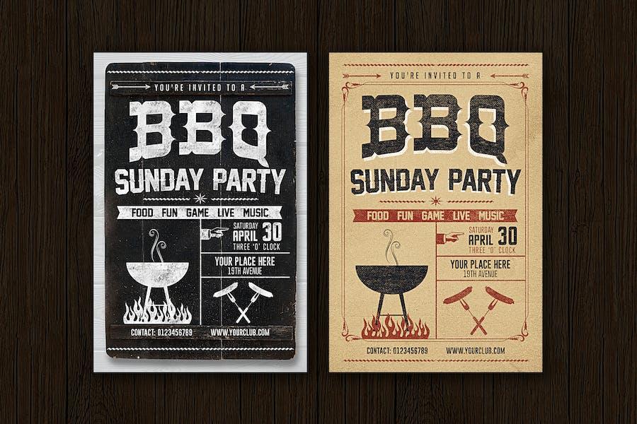 BBQ Soirée du dimanche