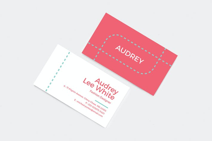Thumbnail for Professional and Creative Business Card 14