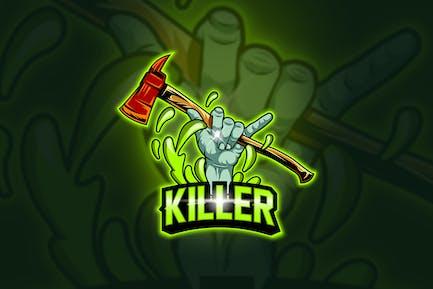 Killer - Mascot & Esport Logo