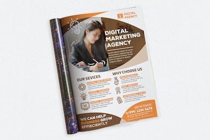 Digital Marketing Agency Ads Magazine