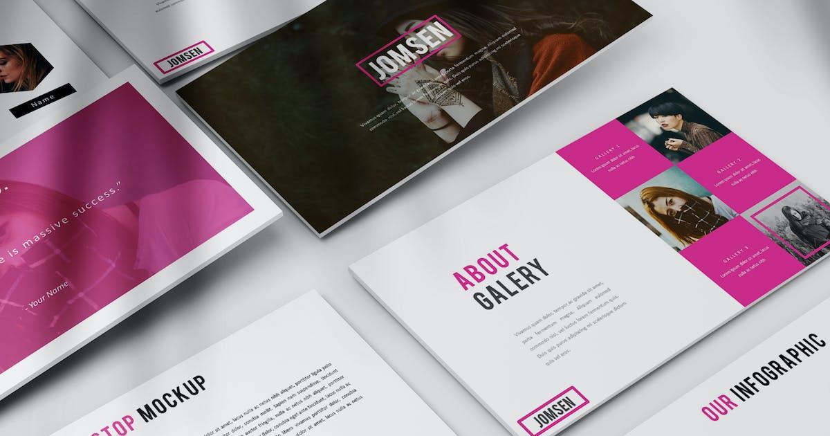 Download Jomsen - Powerpoint Template by aqrstudio