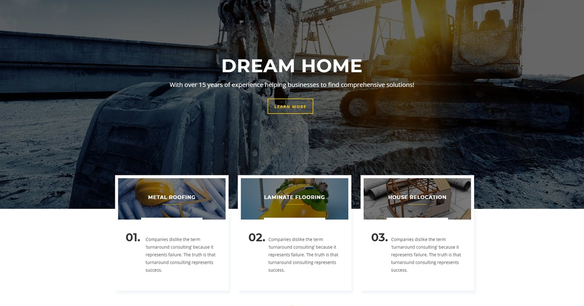 Download BuildPro - Construction Drupal 8 Theme by gavias