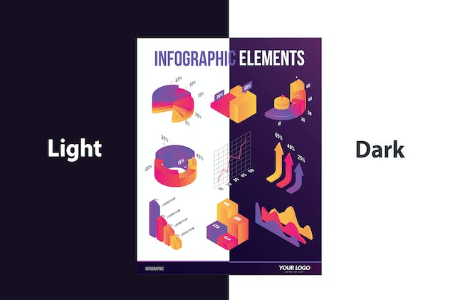 Infographic Examples for Designer V.61 - product preview 3