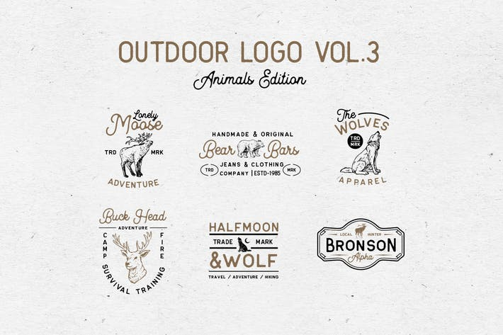 Thumbnail for Logo extérieur Vol.3