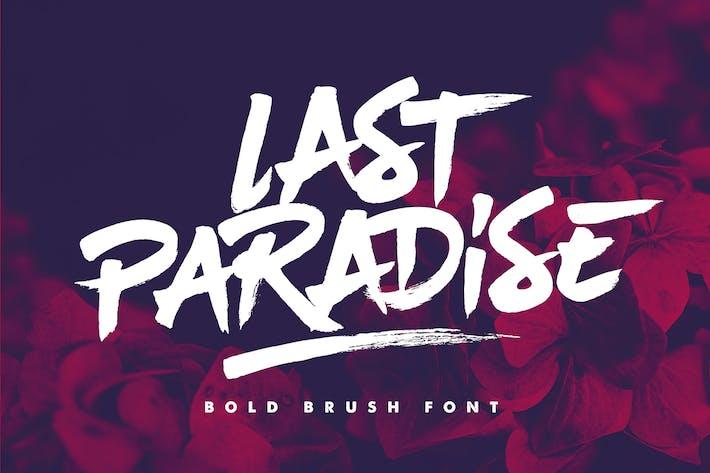 Thumbnail for Last Paradise