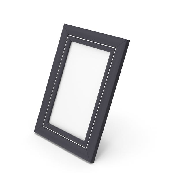 Small Plastic Photo Frame