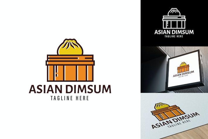 Thumbnail for Asian Dimsum - Logo Template RB